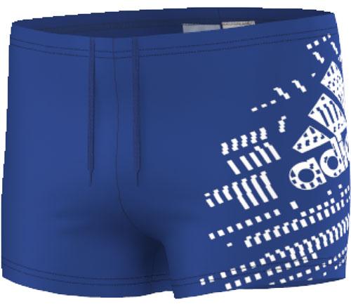 Bañador Adidas niño BTS BX PL KB AY1533 azul