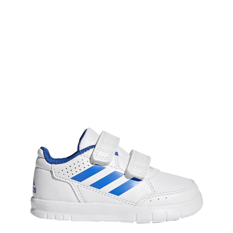 finest selection bda8b dd1d8 Zapatillas de niño ADIDAS ALTASPORT CF blanco y azul BA9516 ...