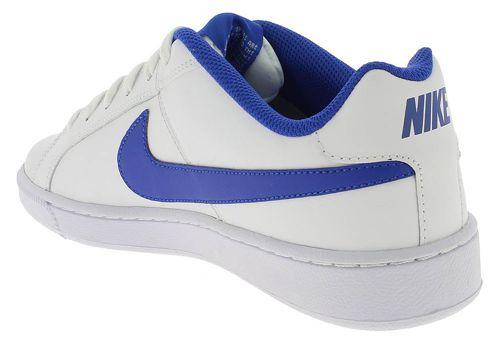 Zapatillas NIKE COURT ROYALE blanco y azul