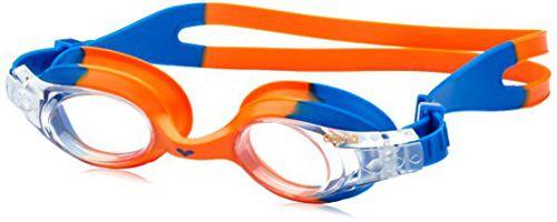 Gafas de natacion de niño ARENA X-LITE KIDS azul y naranja 0000092377073