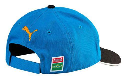 Gorra de niño PUMA SESAME STREET azul 021198 01  e7a616eee21