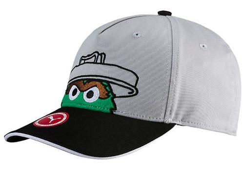 Gorra de niño PUMA SESAME STREET gris claro 021198_03