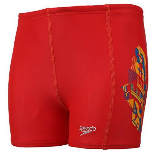 Bañador de niño SPEEDO CLASH BLOCK rojo 8-09530B488