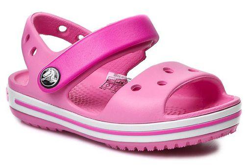 Sandalia de niños CROCS CROCBAND rosa 12856