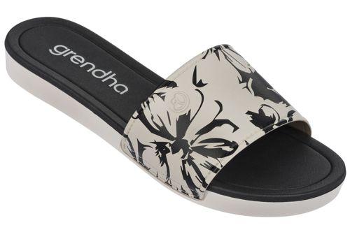 Sandalia de mujer GRENDHA ARUBA SLIDE negro G 17151