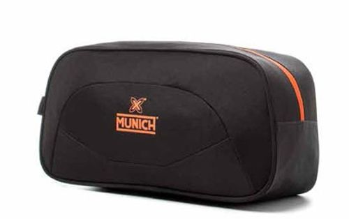 Zapatillero MUNICH TEAM negro y naranja 6575011