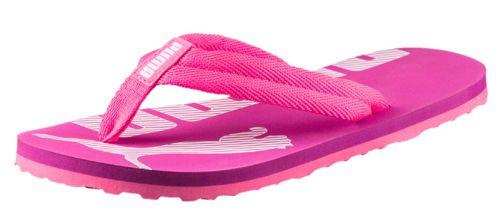 Sandalia de dedo de niña PUMA EPIC FLIP V2 JR rosa 360288-09