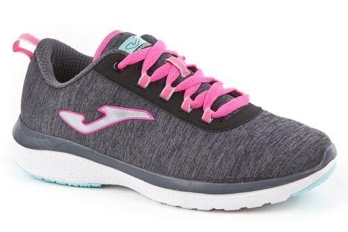 Zapatillas de mujer JOMA KNITRO gris C.KNILW-722