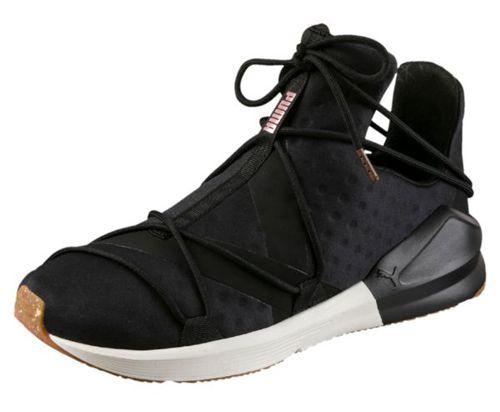 Zapatillas training de mujer PUMA FIERCE ROPE VR negro 190136_02