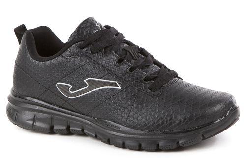 Zapatillas de mujer JOMA TEMPO CUERO negro C.TELPLW-701