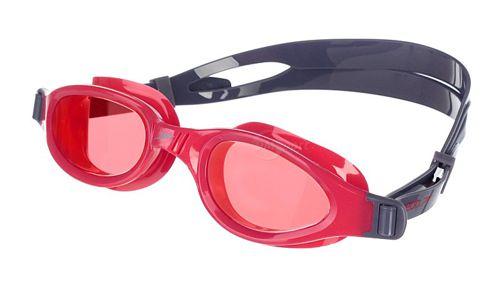 Gafas de piscina de niño SPEEDO FUTURA PLUS rojas 8-09010B860