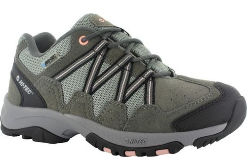 Zapato de montaña de mujer HI-TEC FLORENCE LOW WP gris o006130051