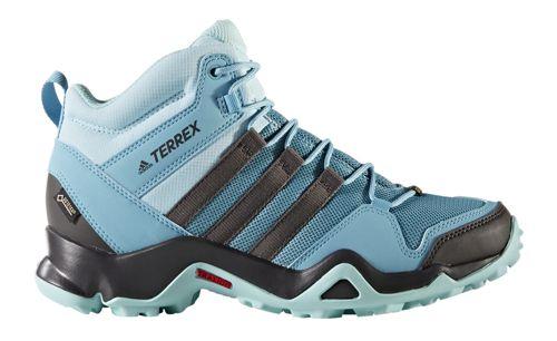 Bota de montaña de mujer ADIDAS TERREX AX2R MID GTX azul CP9683