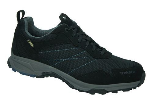 Zapato de montaña TREKSTA STAR LACE 101 GTX negro y azul 17022
