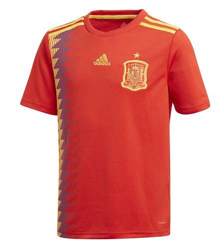 Camiseta 1ª Equipación Selección Española ADIDAS FEF H JSY rojo CX5355