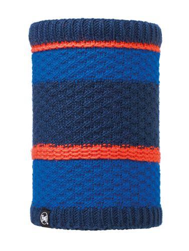 Buff punto y polar FIZZ azul y naranja 116007.703.10.00
