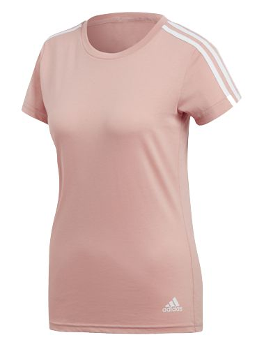 Deportes De Cf8833 4c Camiseta Adidas 3s Rosa Mujer Slim 6dq0wC