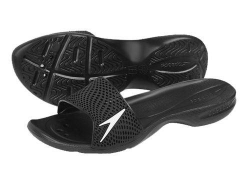 Sandalia piscina de mujer SPEEDO ATAMI II MAX negra 8-091883503
