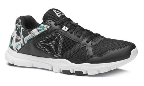 Zapatillas de mujer REEBOK YOURFLEX TRAINETTE 10 MT negras CN2766