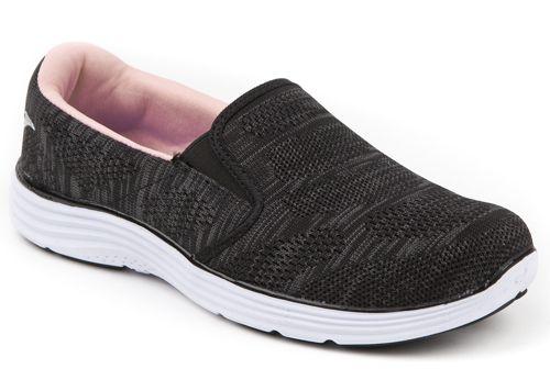 Zapatillas de mujer JOMA ELASTIC negro C.ELASLS-801