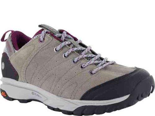 Zapato de montaña de mujer HI-TEC TORTOLA TRAIL WP gris O006841041