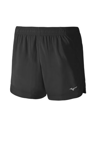 Pantalón corto running de mujer MIZUNO CORE SQUARE 5.5 negro J2GB620209
