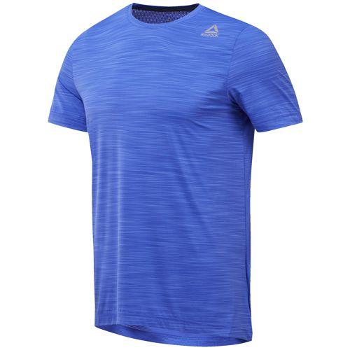Camiseta deportiva de hombre REEBOK SS AC azul CD5675