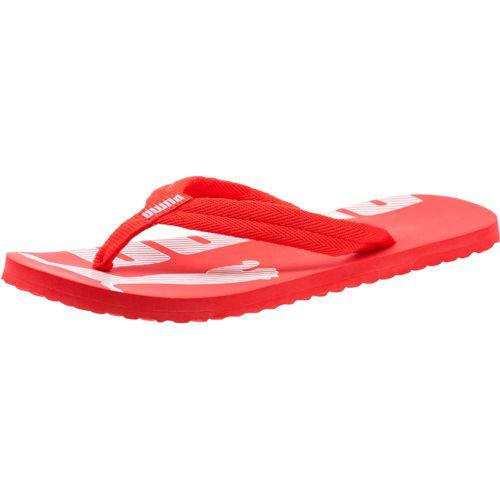 Sandalia de dedo PUMA EPIC FLIP V2 roja y blanca 360248-22