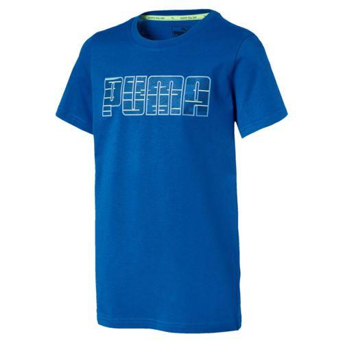 Camiseta de niño PUMA HERO azul 850118_90