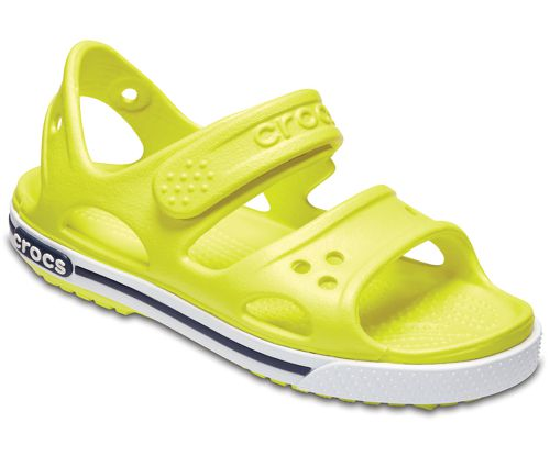 Sandalia de niños CROCS CROCBAND II verde pistacho 14854_38L