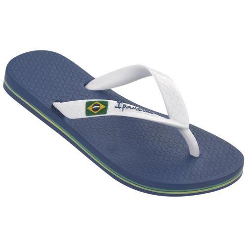 Sandalia de dedo de niño IPANEMA CLASSIC BRASIL azul/blanca 80416_22569