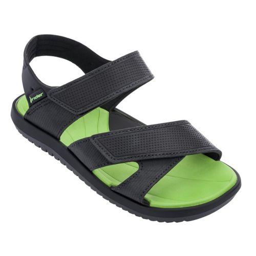 Sandalia de niño RIDER TERRAIN SANDAL negra y verde 82225_22378