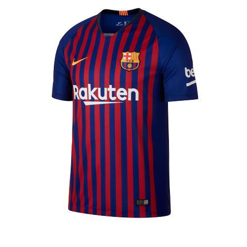Camiseta réplica 1ª equipación NIKE F.C. BARCELONA 2018/2019 blaugrana 894430-456