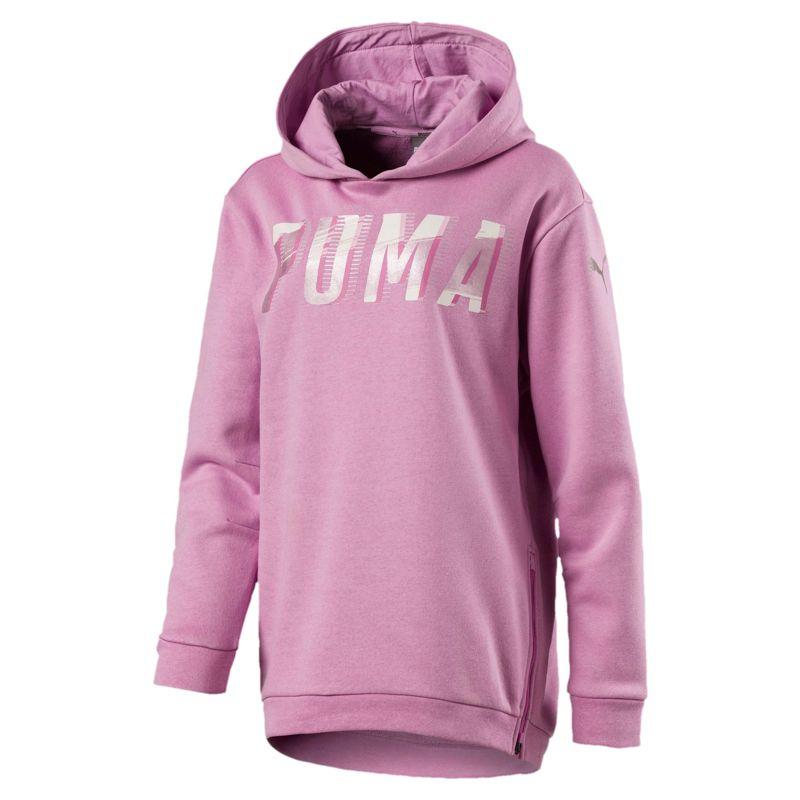 Sudadera de niña PUMA STYLE rosa 851834-41