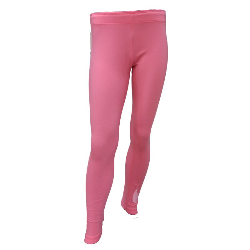 Leggings de niña NIKE NSW FAVORITES SWOOSH rosa AR4076-614