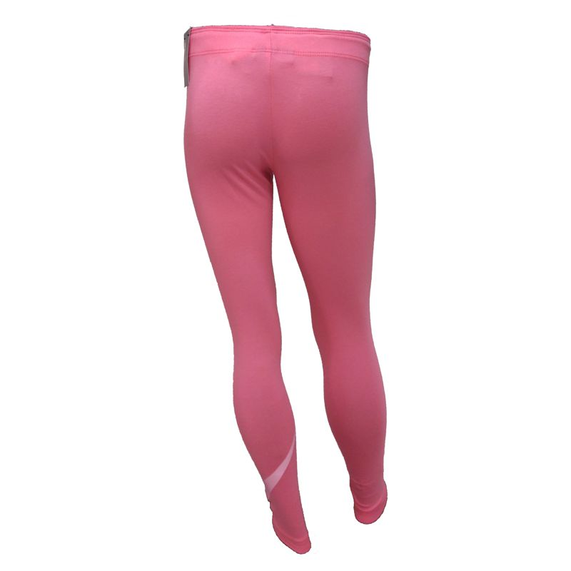 Leggings de niña NIKE NSW FAVORITES SWOOSH rosa