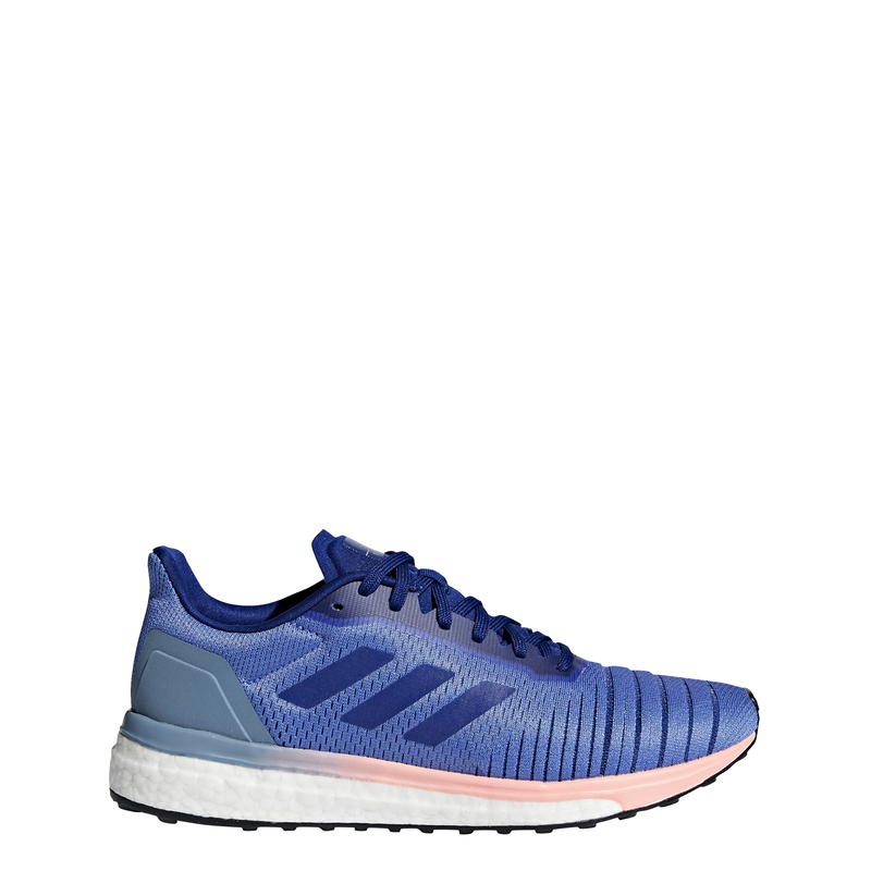 Zapatillas running de mujer ADIDAS SOLAR DRIVE azul AC8139