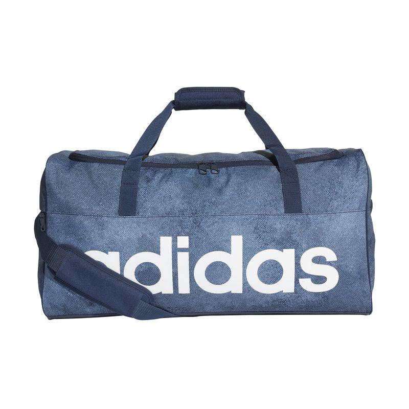 Bolsa de deporte ADIDAS LINEAR PERFORMANCE azul DJ1422
