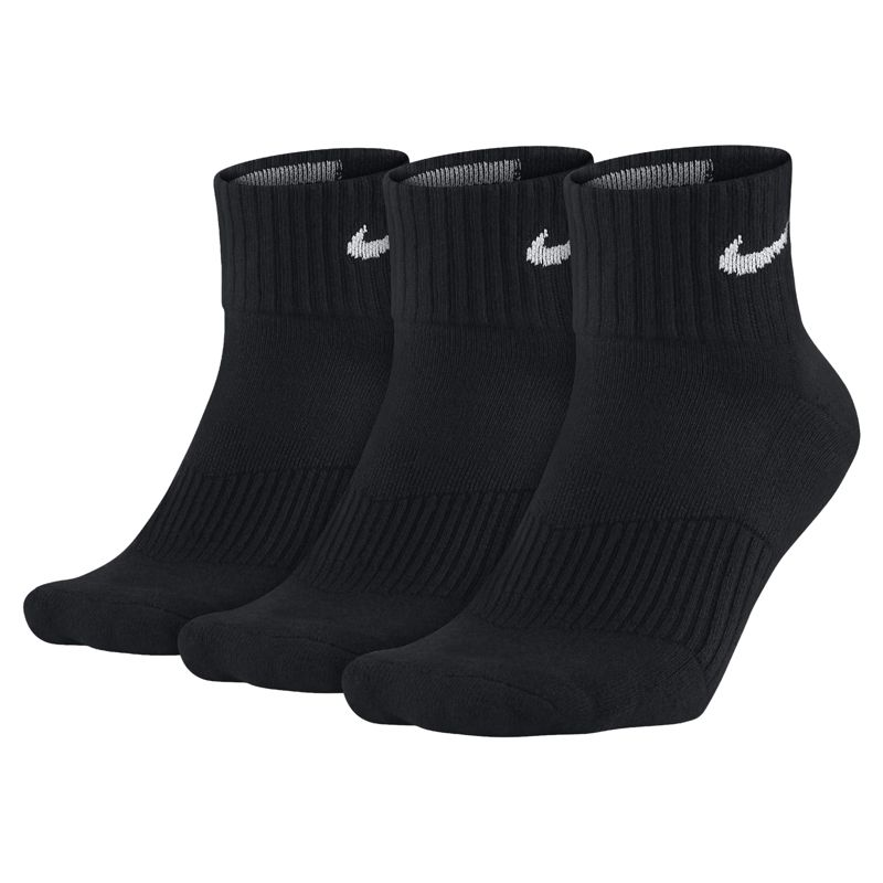 Pack calcetines NIKE PERFORMANCE CUSHION negros SX4703-001