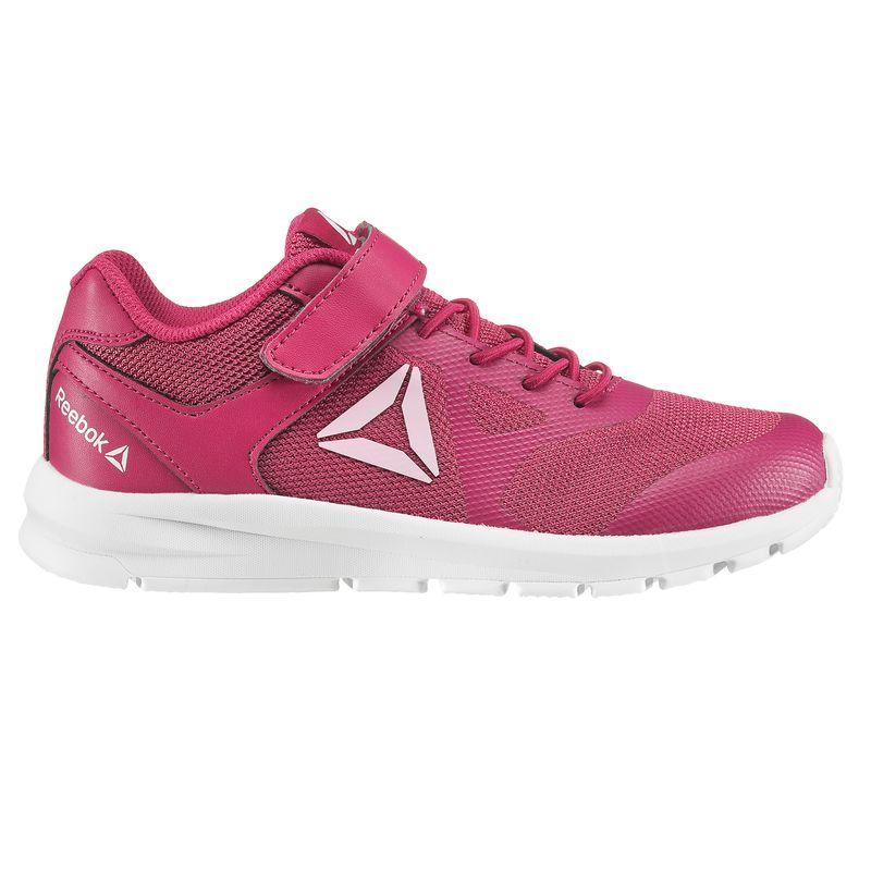 Zapatillas running de niña REEBOK RUSH RUNNER rosas CN7252
