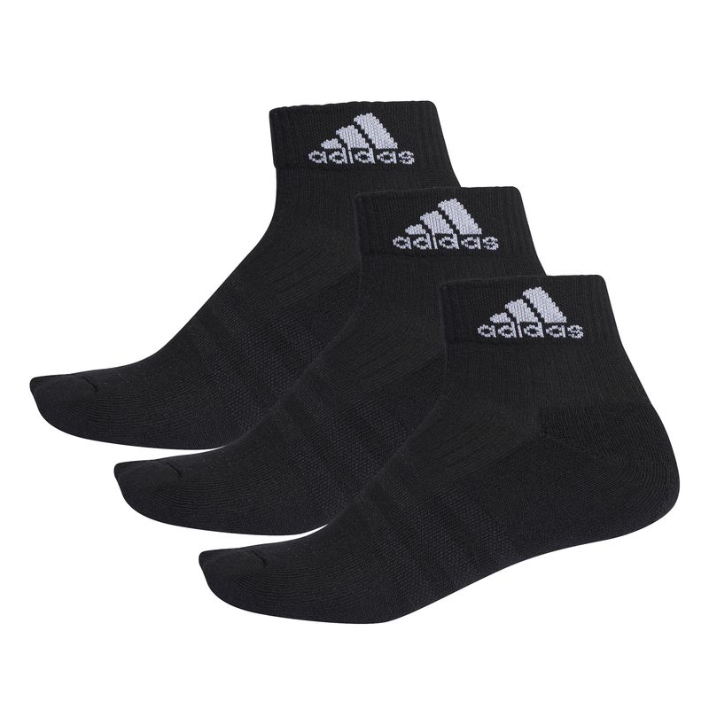 Pack 3 pares calcetines ADIDAS PERFORMANCE negros AA2286