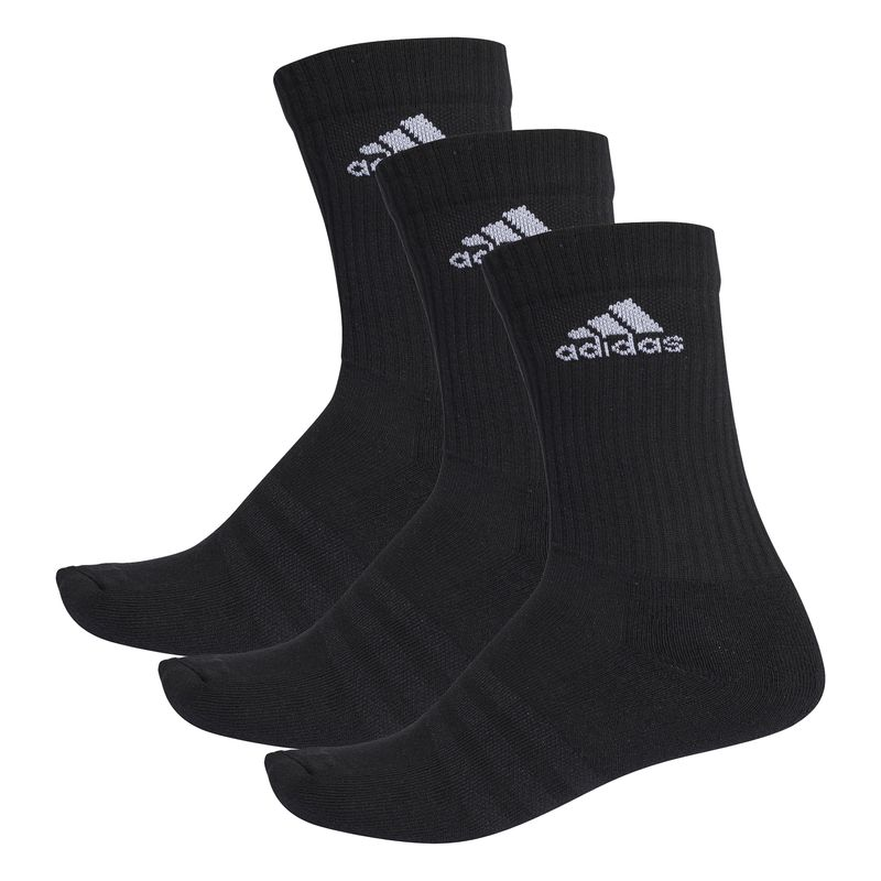 Pack 3 pares calcetines ADIDAS CLASICO PERFORMANCE negro AA2298