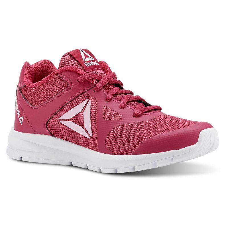 Zapatillas running de niña REEBOK RUSH RUNNER rosa CN5329