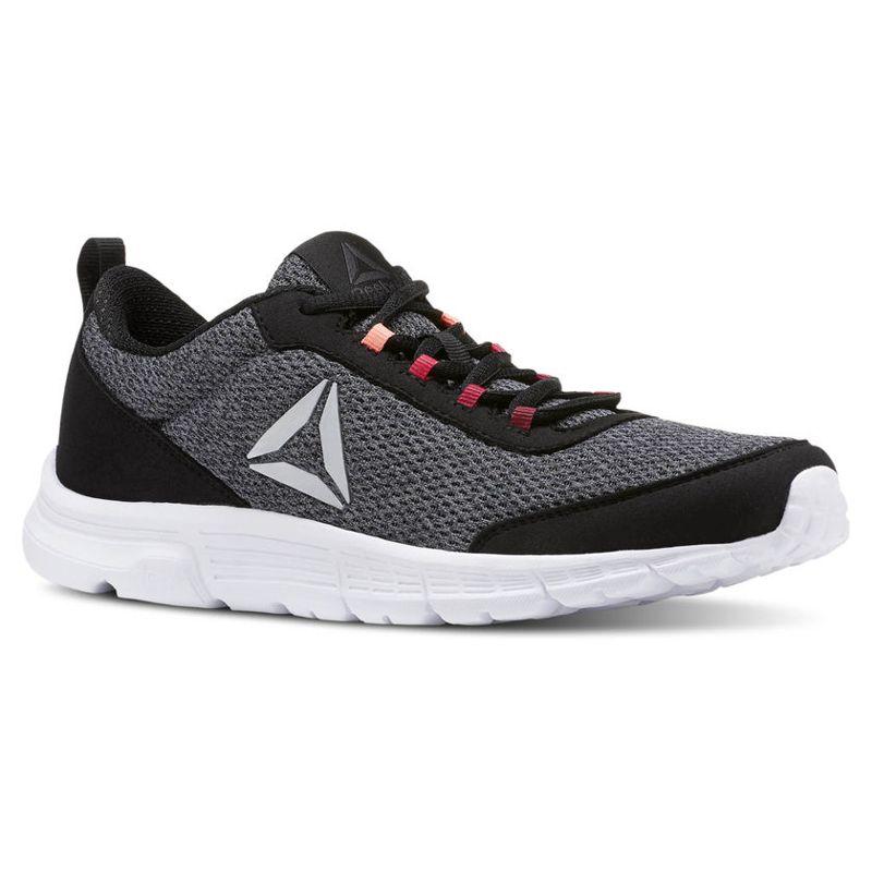 Zapatillas running de mujer REEBOK SPEEDLUX 3.0 negras CN5428