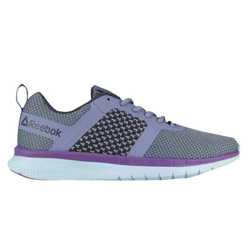 Zapatillas running de mujer REEBOK PRINT PRIME RUN morada CN5680