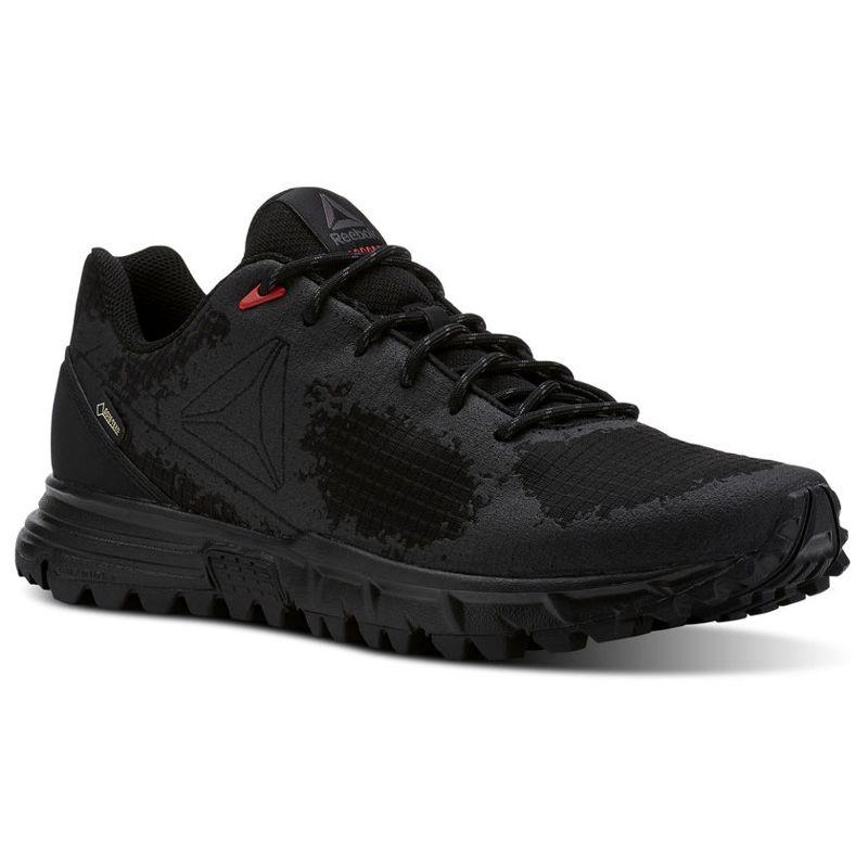 Zapatillas de montaña REEBOK SAWCUT GTX 6.0 negras CN2123