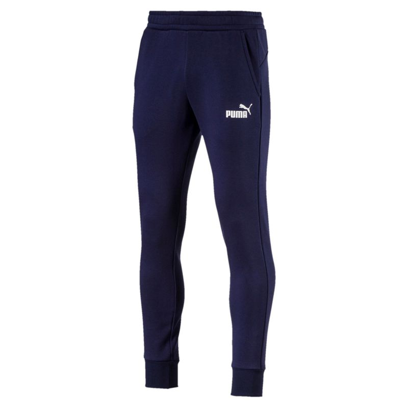 Pantalón largo PUMA ESSENTIALS+ SLIM marino 852428-06