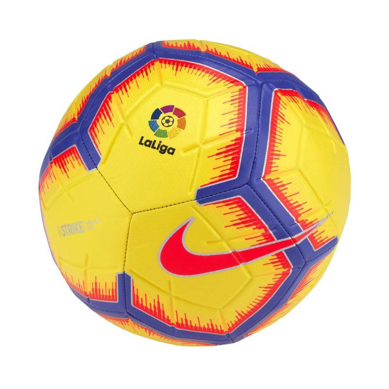 Balón de fútbol NIKE LA LIGA STRIKE amarillo SC3313-710