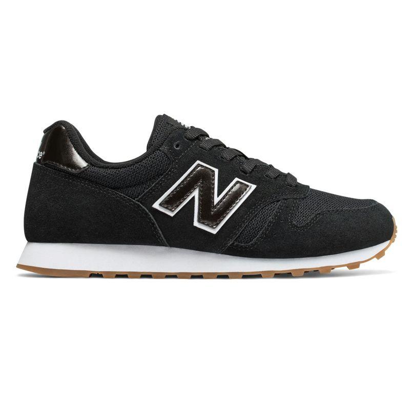 Zapatillas de mujer NEW BALANCE 373 negra WL373BTW