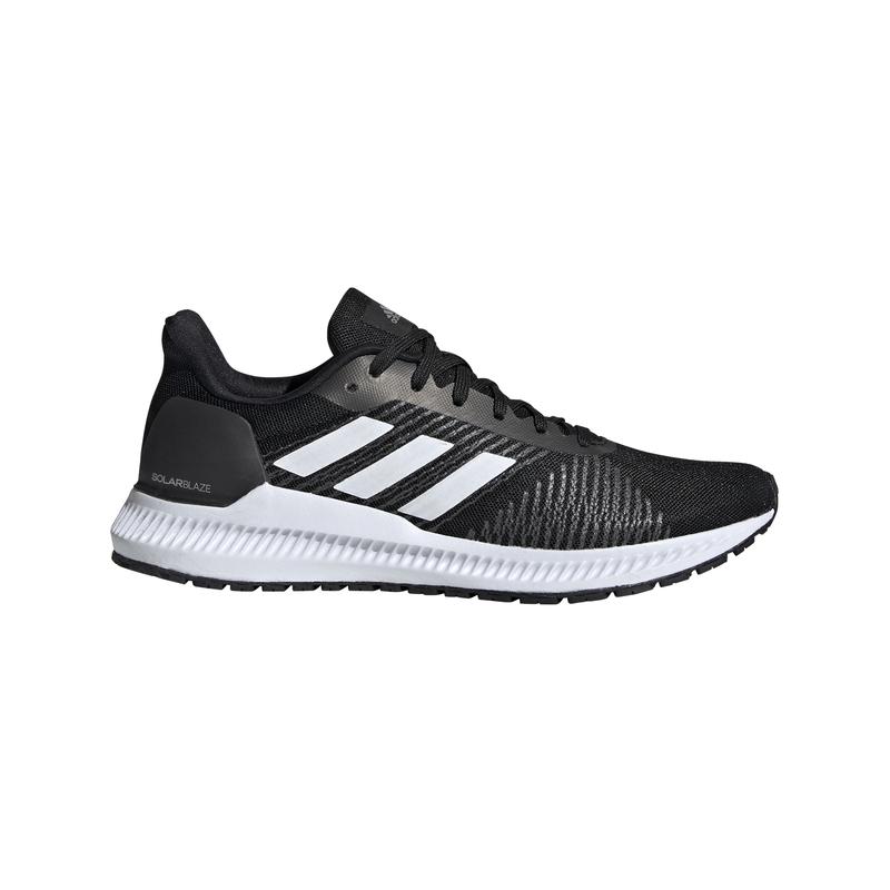 Zapatillas running de mujer ADIDAS SOLAR BLAZE negras G27773